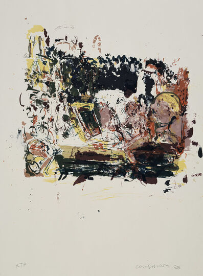 Cecily Brown, 'Untitled', 2005