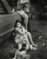 """Sally Mann, 'Untitled from the """"At Twelve"""" Series, Lisa and the Dog', 1983-1985"""