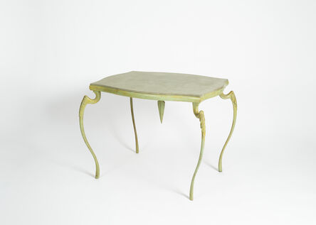 "Mark Brazier-Jones, '""Saint James,"" Table', ca 1992"