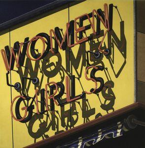 Robert Cottingham, 'Women-Girls', 2002