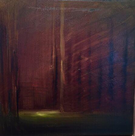 Anne Garton, 'Studio Door', 2017