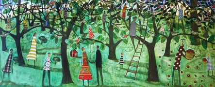 Donald Saaf, 'The Orchard'