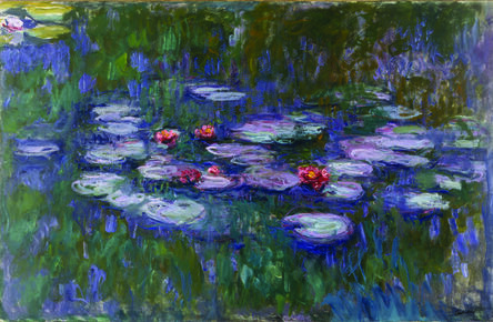 Claude Monet, 'Nympheas (Water Lilies)'