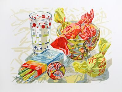 Janet Fish, 'Candy', 1996