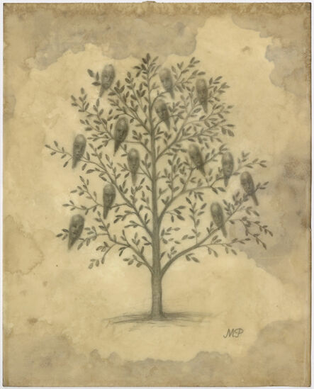 Marion Peck, 'Spirit Tree', 2020
