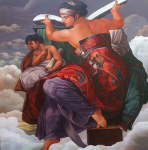 Dadi Setiyadi, 'Dewi Saraswati, The Goddess of Knowledge', 2015