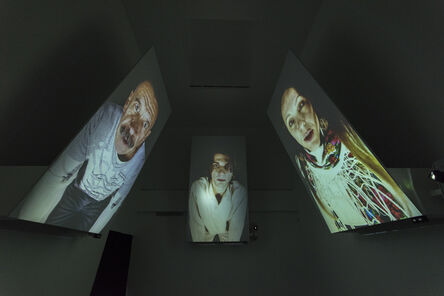 Sergey Petlyuk, 'Direct Influence Zone', 2015