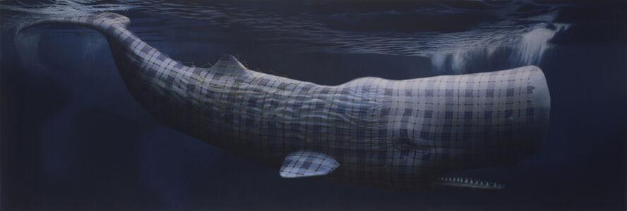 Sean Landers, '[Moby Dick (Merrilees)]', 2013