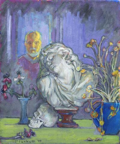 Joseph Plaskett, 'Skull & The Maiden 2', 1999