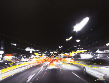Pete Kasprzak, 'Drive By', 2015