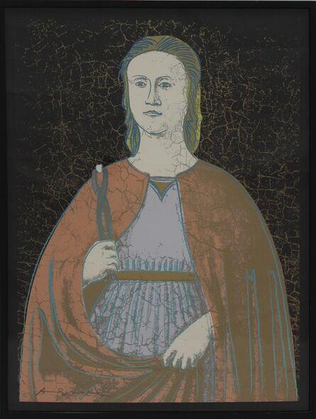 Andy Warhol, 'Saint Apollonia (FS II.331)', 1984