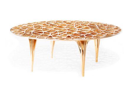 Janne Kyttanen, 'Sedona Bronze Table', 2014
