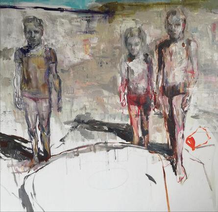 Edwige Fouvry, 'Grange', 2017