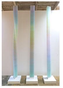 Eric Zammitt, 'Twisted sculpture. Left 1.', 2014