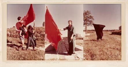 Hélio Oiticica, 'Parangolé – Encuentros de Pamplona', 1972
