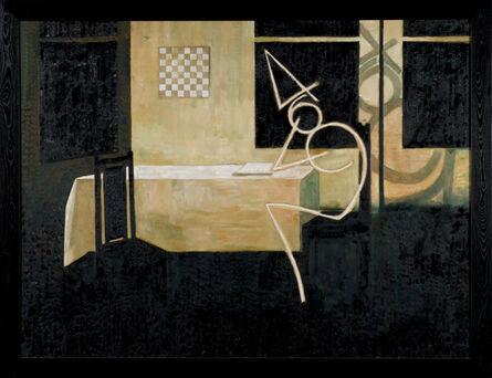 Suzanne Caporael, 'Easy Mark', 1989