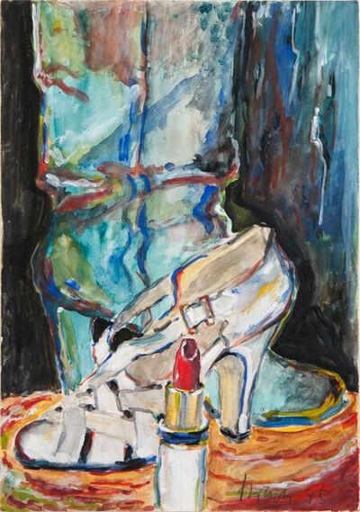 Elvira Bach, 'Lieblinge', 1975