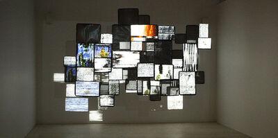 Daniel Canogar, 'Frequency', 2012