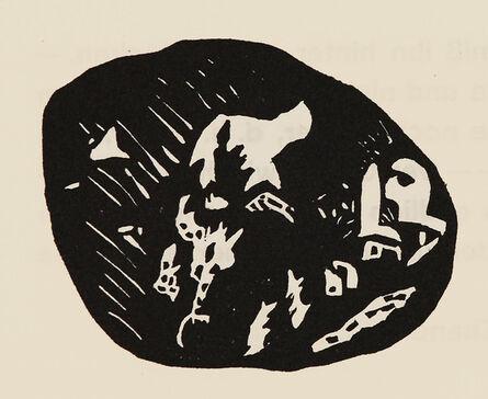 Wassily Kandinsky, 'Der Riss', 1911