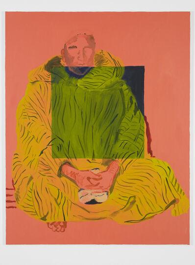 Allison Katz, 'The Thick Pink Square', 2013