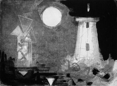 Paul Resika, 'Untitled (Lighthouse)', 2009