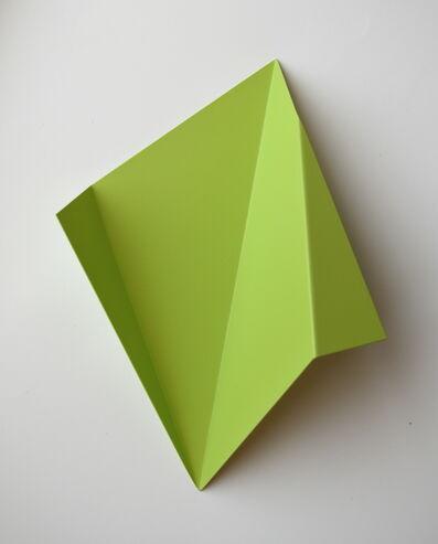 Dirk Rathke, 'Falter - Spring Green', 2015