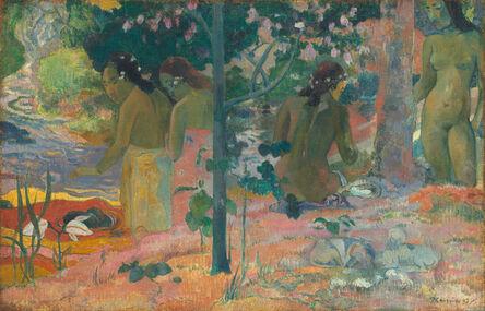 Paul Gauguin, 'The Bathers', 1897