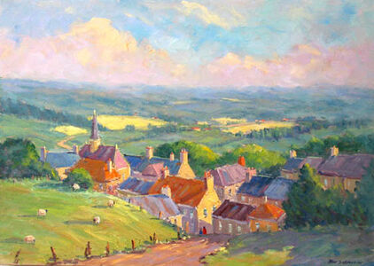 Bill Schmidt, 'The Normandy Countryside', 2005