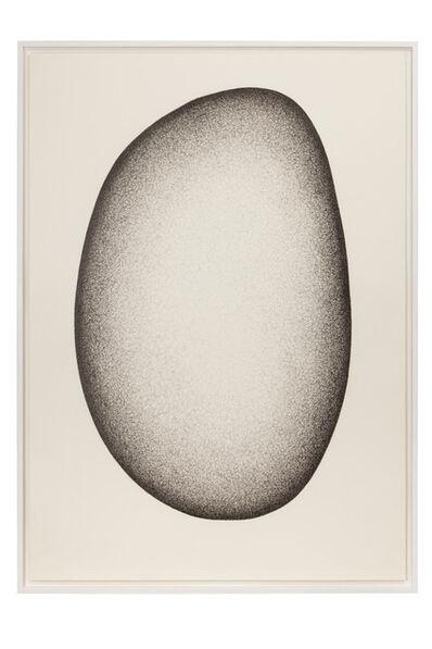 Ignacio Uriarte, 'Grandes amorfos negros 2', 2013