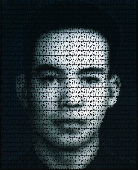 Zhang Dali, 'AK-47(T2)', 2009