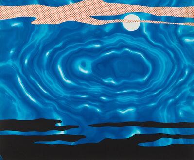 Roy Lichtenstein, 'Moonscape, from 11 Pop Artists, Volume I', 1965