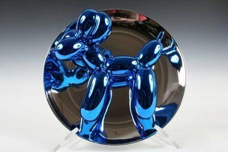 Jeff Koons, 'Balloon Dog-Blue', 2002