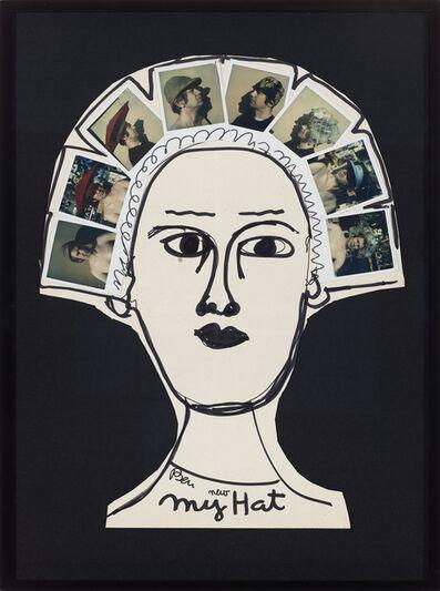 Ben Vautier, 'My hat', 1981