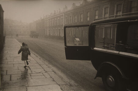 Robert Frank, 'London', 1950