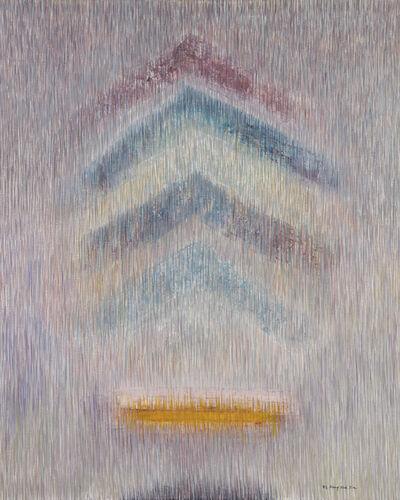Kang Kukjin, 'Rythme 85- Mountain ', 1985
