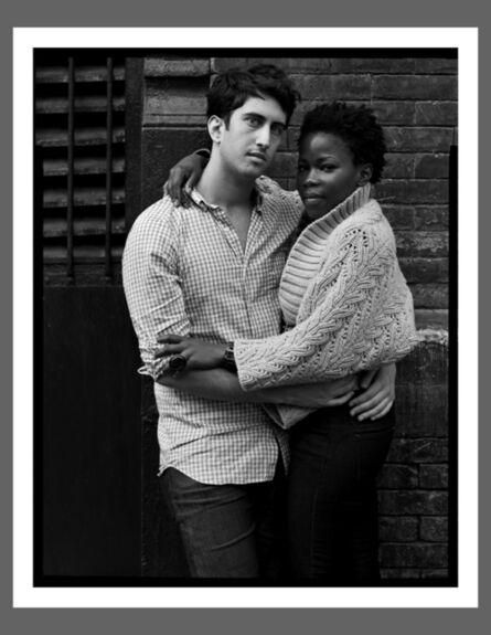 Robert Kalman, 'Janiela & Izak, New York City'