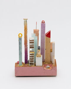 Yuri Masnyj, 'Life in Cities: Air Rights, Risk Management, High Intensity Interval Training', 2019