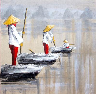 Michele Kaus, 'Market return in asia', 2020