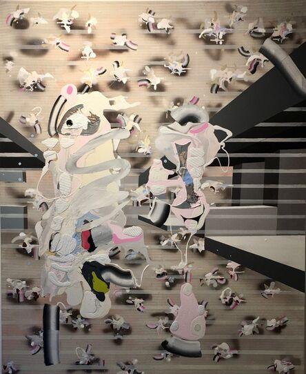 Carlos Beltran Arechiga, 'Border Angels, San Isidro', 2017