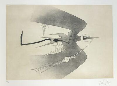 Wifredo Lam, 'untited', 1989