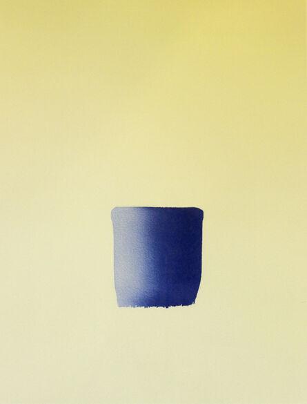 Lee Ufan, 'Untitled, Blue 1', 2012