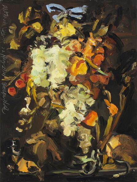 George Nick, 'After de Heem, May 2011', 2011
