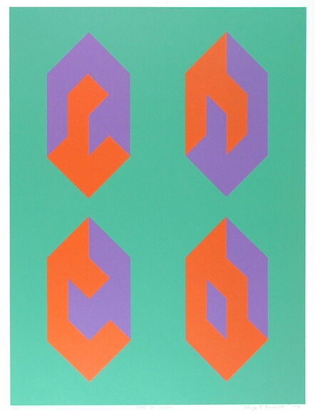George E. Russell, 'Form In Shape', 1975