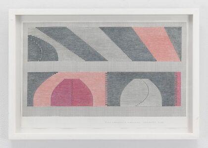 Jackie Ferrara, 'Diagonals and Arches', 2005