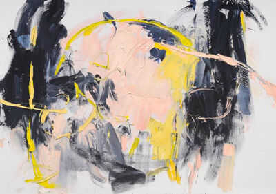 Rebeca Mendoza, 'Serie de colores V', 2012