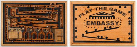 Abel Barroso, 'Embassy Game', 2016