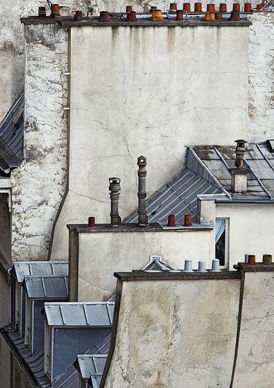 Michael Wolf (b. 1954), 'Paris Roof Top #5', 2014