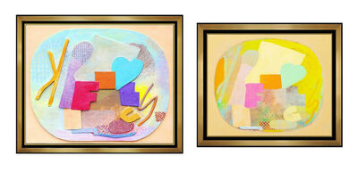 Robert Natkin, 'Field Series Suite (Painting and Sculpture)', 20th Century