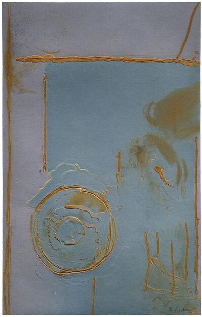 Helen Frankenthaler, 'Guadalupe', 1989
