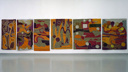 Sanaa Gateja, 'Paths', 2020